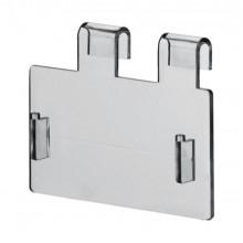 Ophanging voor folderbakjes BS1 en BS2