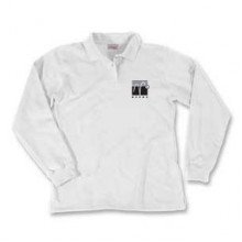 Playback Polosweater Lady (Wit)