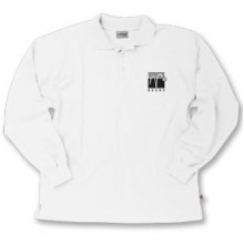 Playback Polosweater Men (Wit)